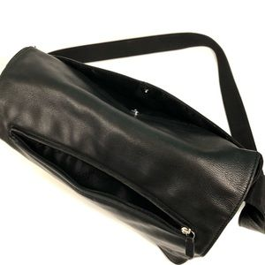 Fossil Bags - Vintage Fossil Leather Messenger Bag Crossbody
